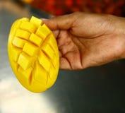 Gelbe Mango stockfotografie
