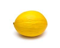Gelbe Melone Lizenzfreies Stockfoto