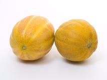 Gelbe Melonen lizenzfreie stockfotografie