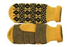 Gelbe Paare Stockfoto