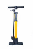 Gelbe Pumpe Stockbild