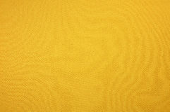 Gelbe Sporttrikot-Kleidungsbeschaffenheit Stockbilder