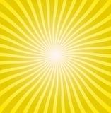 Gelbe Streifenbeschaffenheit Stockbild