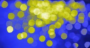 Gelbe und grüne Ferse Stockfotos