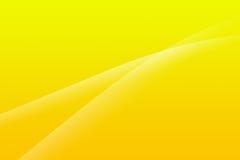 Gelber abstrakter Hintergrund Stockbilder