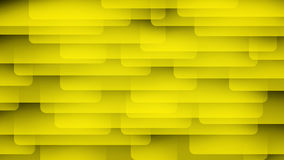 Gelber abstrakter Hintergrund auf dem schwarzen Streifen Lizenzfreie Stockfotos