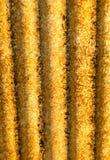 Gelber abtract Hintergrund Lizenzfreie Stockbilder