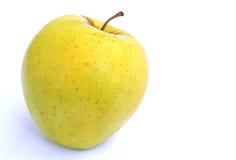 Gelber Apfel lizenzfreies stockbild