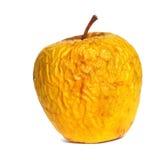 Gelber Apfel Lizenzfreies Stockfoto