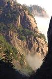 Gelber Berg Stockbilder