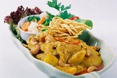 Gelber Curry Lizenzfreie Stockfotografie