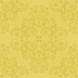 Gelber Hintergrund Stockfotografie