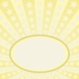 Gelber Hintergrund Lizenzfreies Stockfoto