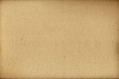 Gelber Segeltuchbeschaffenheitshintergrund Lizenzfreie Stockbilder