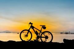 Gelber Sonnenaufgang Lizenzfreie Stockfotografie