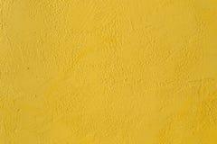 Gelber strukturierter Hintergrund Lizenzfreie Stockbilder