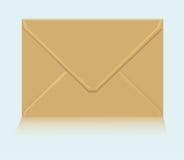 Gelber Umschlag Stockbilder