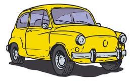 ein gelbes auto stock fotos melden sie sich kostenlos an. Black Bedroom Furniture Sets. Home Design Ideas