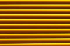 Gelbes blindes Hintergrund-Muster Lizenzfreie Stockfotos