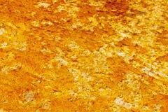 Gelbes Detail Stockfoto