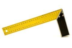 Gelbes Dreieck stockbilder