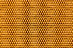 Gelbes Muster für die Kinder, die in der Schule spielen Stockbilder