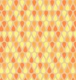 Gelbes nahtloses Muster Stockbilder