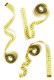 Gelbes Zentimeterband Lizenzfreies Stockbild