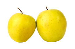 Gelbgrünäpfel Stockfotografie