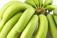 Gelbgrün-Bananen-Baut. Stockfotografie