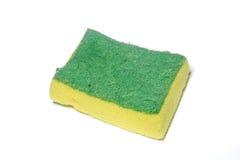 Gelbgrünschwamm Stockfoto