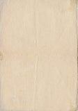 Gelbliches Papier der Weinlese Lizenzfreie Stockfotografie