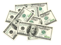 Geld Stock Foto