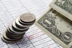 Geld 11 Lizenzfreies Stockfoto