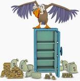 Geld vektor abbildung