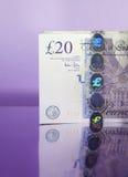 Geld. Stock Foto