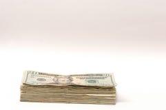 Geld (20 dollars) Royalty-vrije Stock Foto's
