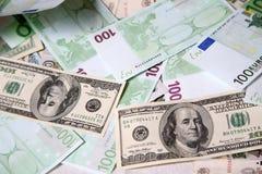 Geld Lizenzfreies Stockbild