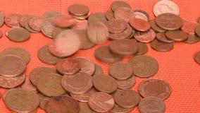 Geld stock video