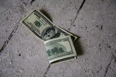 Geld!!! royalty-vrije stock foto's