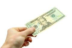 Geld Lizenzfreie Stockfotografie