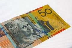 Geld-Bargeld Stockbild