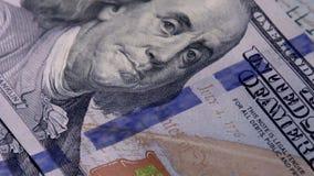 Geld-Belohnung stock video footage