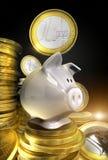 Geld cocncept Lizenzfreies Stockbild