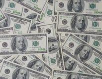 Geld, contant geld   Stock Afbeelding