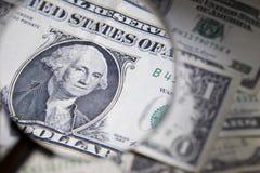 Geld des globalen Geschäfts Lizenzfreie Stockfotografie