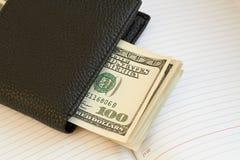 Geld, Dollar Stockbild