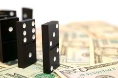 Geld en financiën. Royalty-vrije Stock Fotografie