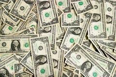 Geld, Geld, Geld Lizenzfreie Stockbilder