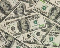 Geld, geld, geld? Stock Foto